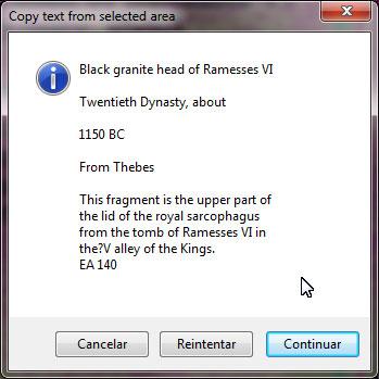 reconnaissance de texte gratuit GTText